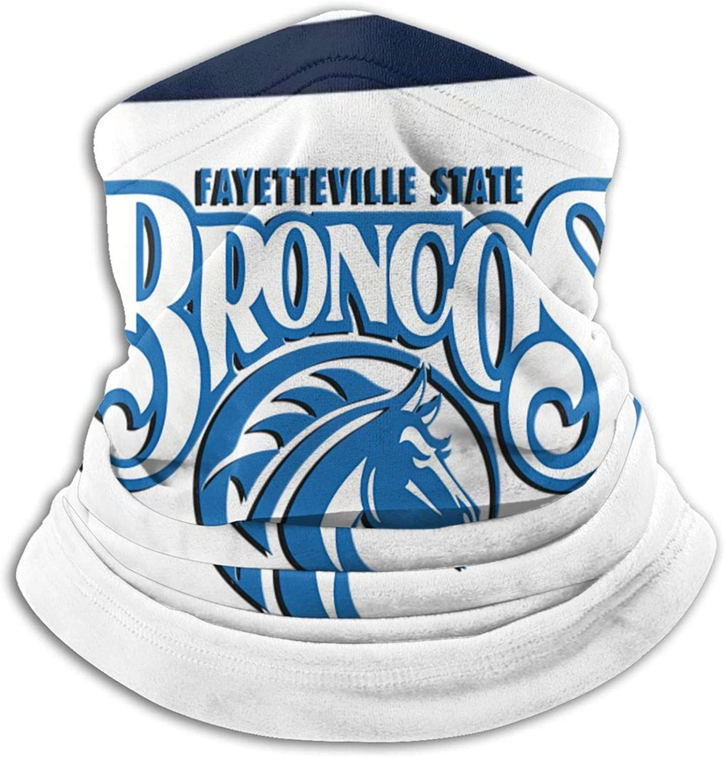 Fayetteville A State University Logo Unisex Comfort Microfiber Neck Gaiter Variety Scarf Face Motorcycle Cycling Riding Running Headbands.