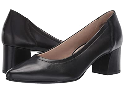 Paul Green Tammy Pump (Black Soft Nappa) Women