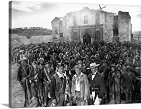 GREATBIGCANVAS Gallery-Wrapped Canvas The Alamo - Movie Still by 36