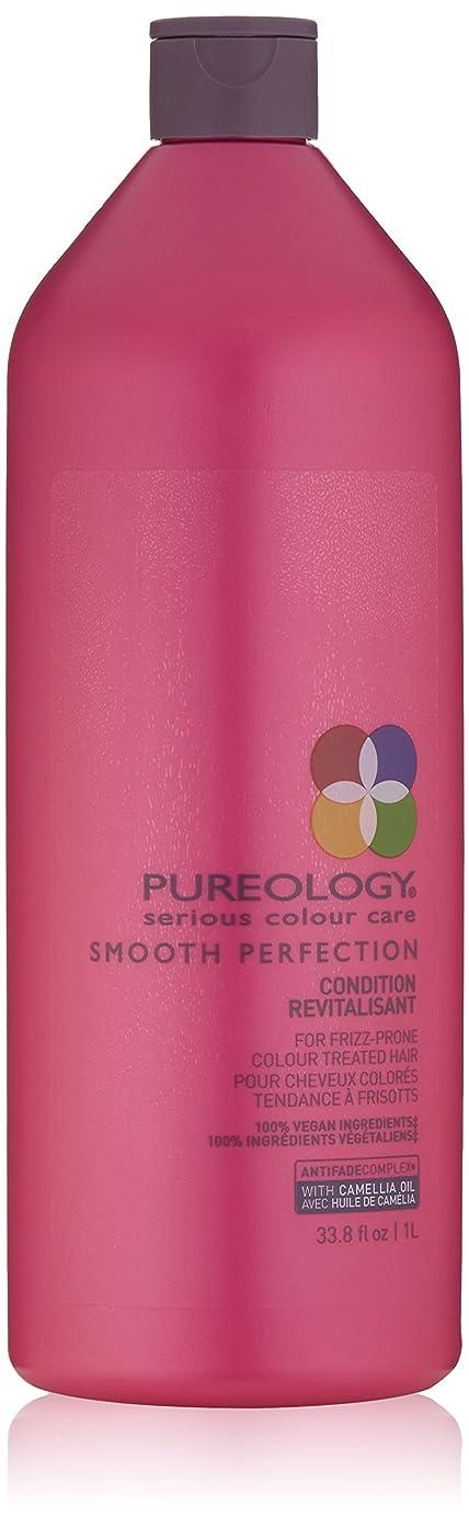 ストローク区画韓国by Pureology SMOOTH PERFECTION CONDITION RECVITALISANT 33.8 OZ by PUREOLOGY