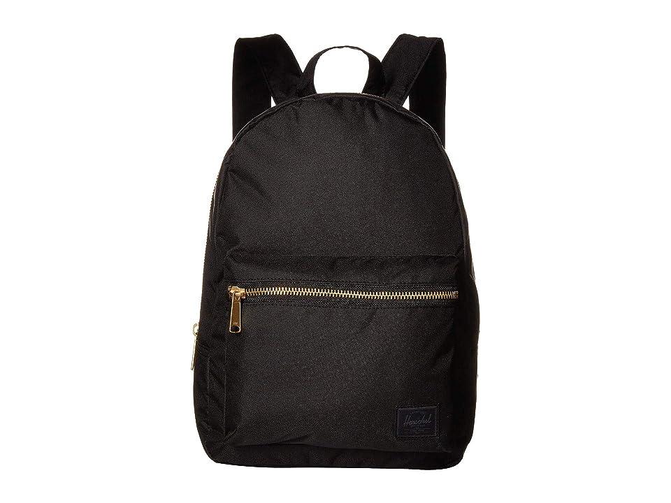Herschel Supply Co. Grove Small Light (Black) Backpack Bags