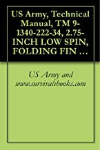 US Army, Technical Manual, TM 9-1340-222-34, 2.75-INCH LOW SPIN, FOLDING FIN AIRCRAFT ROCKETS, 2.75-INCH SPIN STABILIZED, WRAP AROUND FIN AIRCRAFT ROCKETS, ... AND M3A2E1 ROCKET MOTOR (JATO), 1994