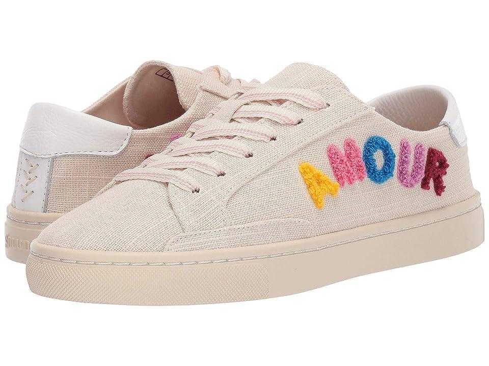 Soludos Amour Ibiza Sneaker (Blush) Women