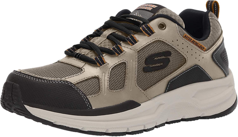 Skechers Escape 2 0 Mueldor Sneaker Taupe Black