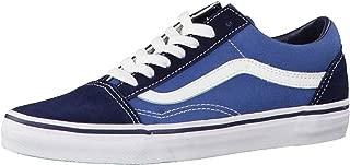 Vans Men's Old Skool Skate Shoes 7 (Navy)