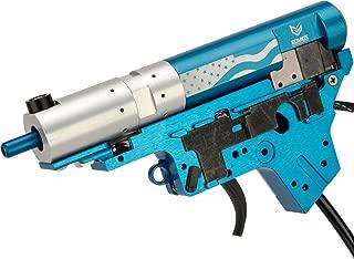 Evike PolarStar Airsoft PR-15 V2 Gen3 Fusion Engine Electro-Pneumatic Gearbox Kit (Model: EMG Edition Blue Nozzle)