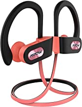 Mpow Flame Bluetooth Headphones Sport IPX7 Waterproof Wireless Sport Earbuds, Richer Bass HiFi Stereo in-Ear Earphones, 7-...