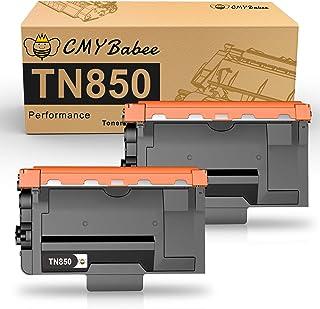CMYBabee Compatible Toner Cartridge Replacement for Brother TN850 TN-850 TN820 TN 820 Fit for HL-L6200DW HL-L6200DWT MFC-L...