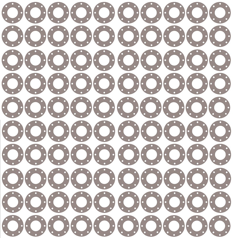 Max 70% Free shipping on posting reviews OFF Sterling Seal CFF7540.5IN.125.150X100 7540 Fiber Vegetable Full