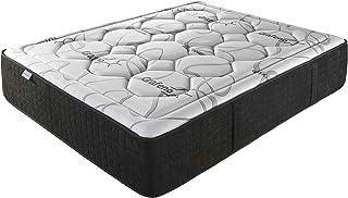 Homeandrelax Colchón Viscoelástico   150 X 190 cm.  Memory Techno GRAFENO   Relajante   Gran Confort   Estabilidad y Firmeza. (150 x 190)