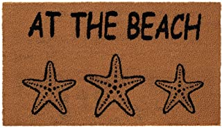 Gorilla Grip Premium Coco Coir Natural Door Mat, Heavy Duty, Easy Clean, Home Décor, Indoor Outdoor Welcome Front Entrance...