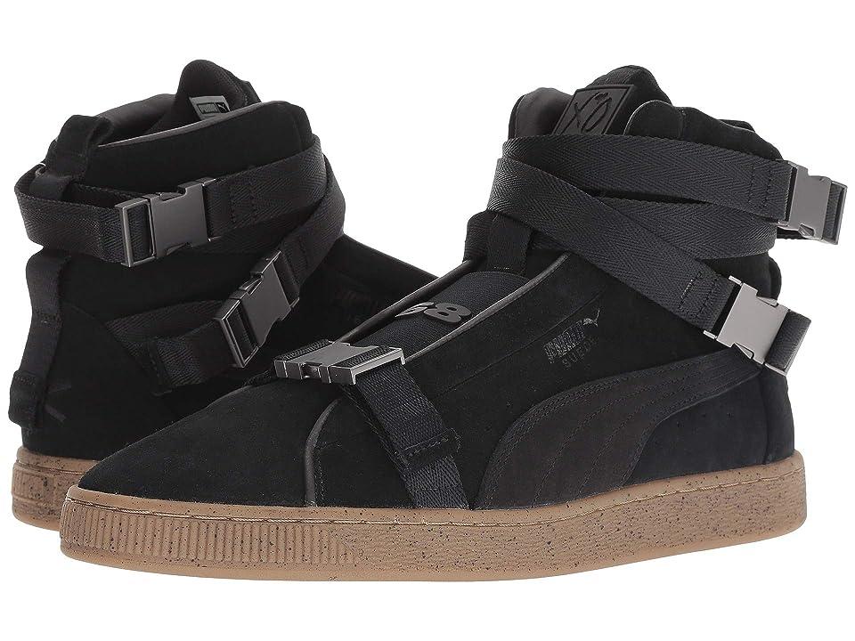PUMA Suede Classic X The Weeknd (Puma Black/Puma Black) Athletic Shoes
