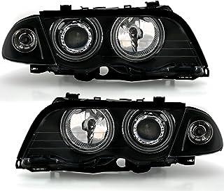 Kit CCFL Angel Eyes E92/Coupe Scheinwerfer Angel Eyes 2/x 120/mm 2/x 106/mm wei/ß TMT LEDs TM
