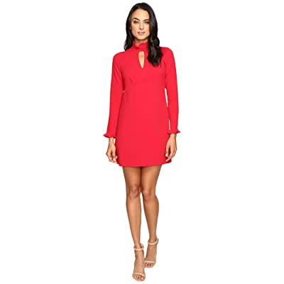 Shoshanna Melody Dress (Ruby) Women