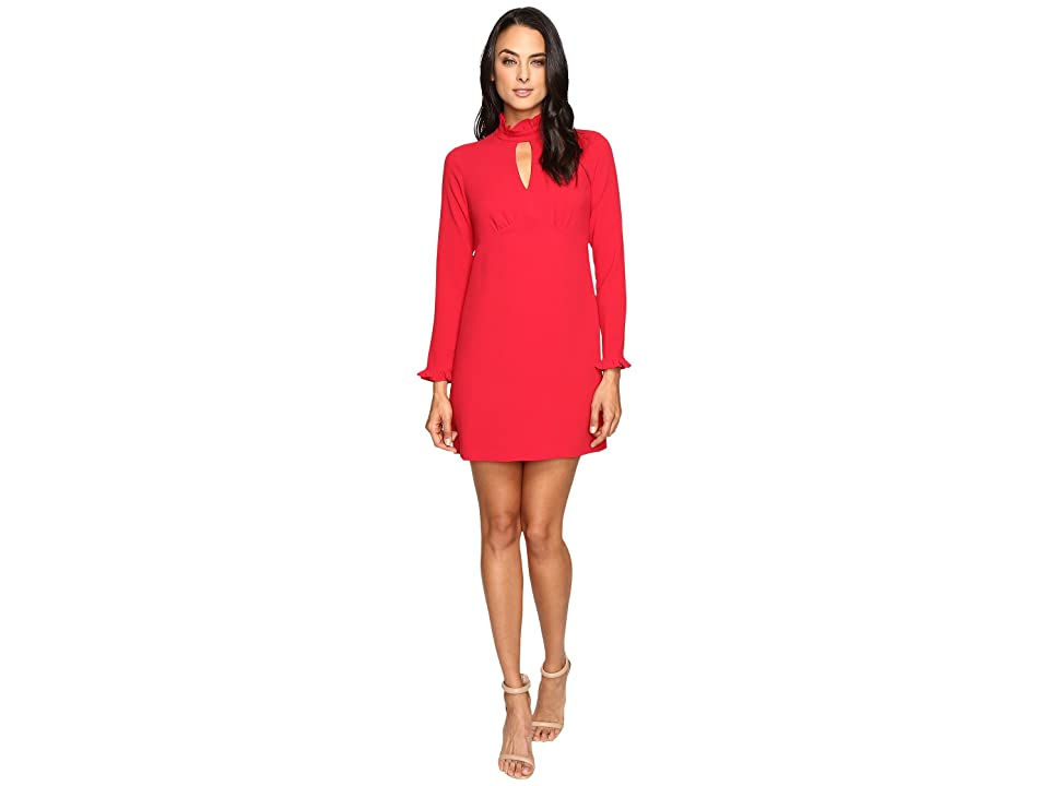 Shoshanna Melody Dress (Ruby) Women