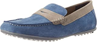 Footin Men's Leather Loafers and Mocassins