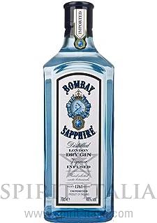 Ginebra Bombay Sapphire Gin 0.7 l