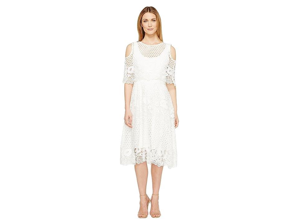 Eva by Eva Franco Baba Dress (White Sea) Women