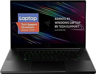 "Razer Blade 15 Base Gaming Laptop 2020: Intel Core i7-10750H 6-Core, NVIDIA GeForce RTX 2070 Max-Q, 15.6"" 4K OLED, 16GB RA..."