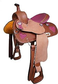 Best pink ostrich saddle Reviews