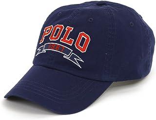 (ポロ ラルフローレン) POLO Ralph Lauren ロゴ刺繍 POLO RL 1967 ベースボール キャップ 0108811 [並行輸入品]