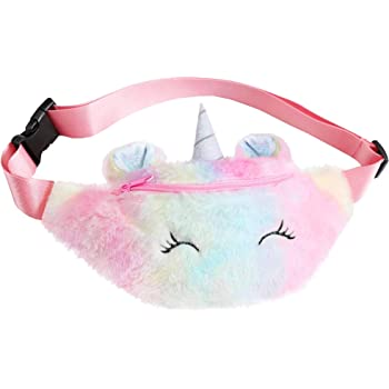 Cute Butterfly Cat 1 Sport Waist Bag Fanny Pack Adjustable For Hike