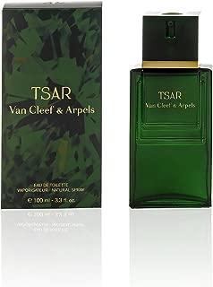 Tsar By Van Cleef & Arpels For Men Eau De Toilette Spray 3.3 Ounce
