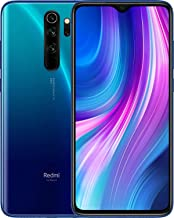Xiaomi Redmi Note 8 Pro Dual SIM - 6GB RAM, 128GB ROM, 4G LTE, International Version - Ocean Blue