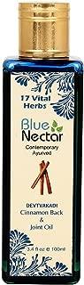 Blue Nectar Ayurvedic Pain Relief Oil For Body, Back, Knee & Legs - 100 Ml