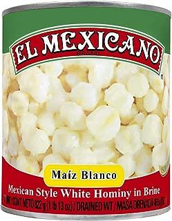 El Mexicano White Hominy (29oz)