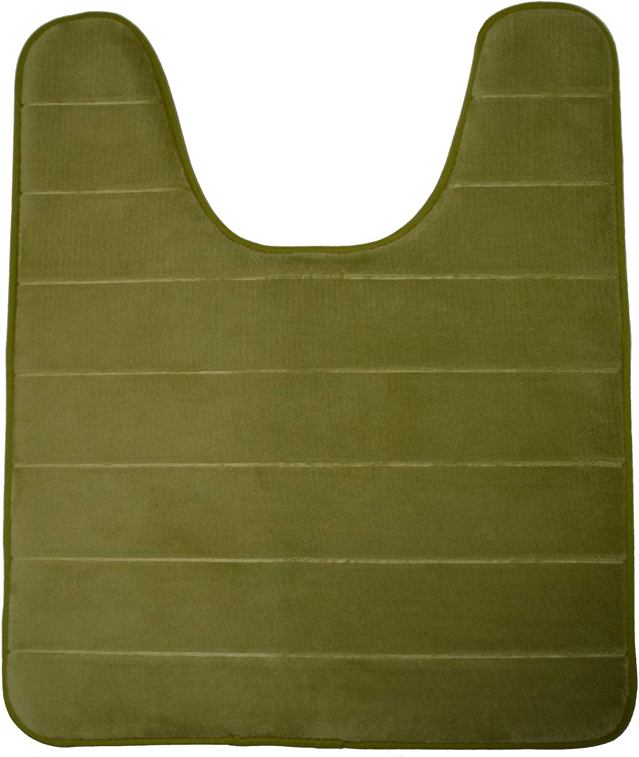 Sage Green Memory Foam Toilet Super-cheap New popularity and Bathroom Soft Comfortable Mat