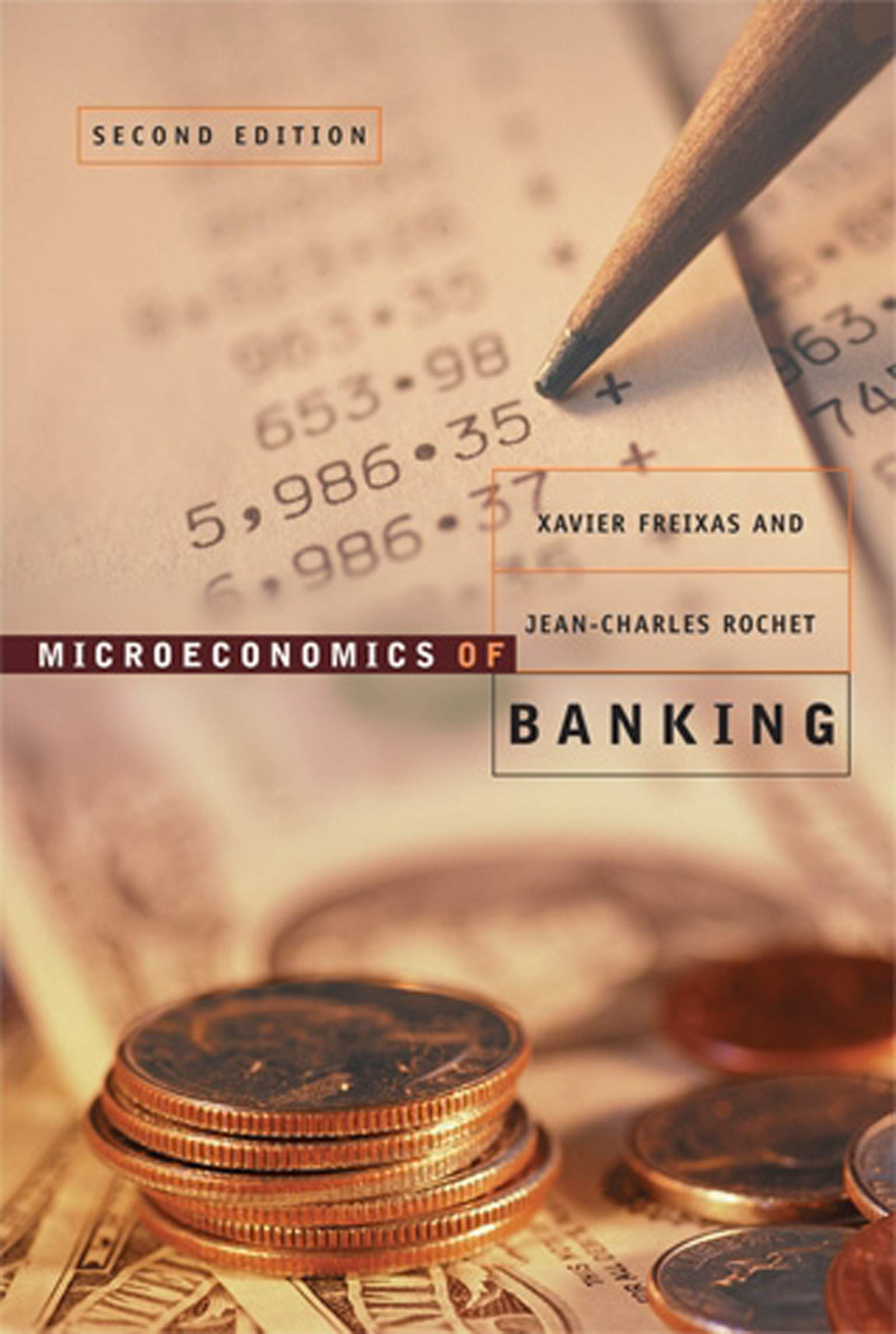 Image OfMicroeconomics Of Banking, Second Edition (Mit Press)