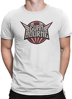 Upteetude Evan Bourne Unisex T-Shirt - White