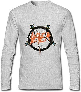 Slayer-Mens Globe T-Shirt