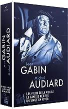 Jean Gabin & Michel Audiard - Coffret 3 films : Les vieux de la vieille + Le Cave se rebiffe + Un singe en hiver