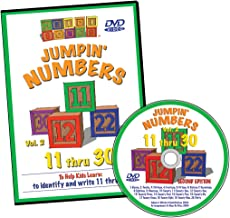Jumpin' Numbers 11-30 Volume 2 DVD