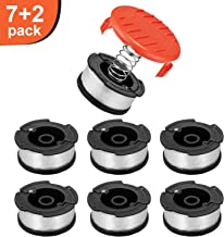 AFANTY String Trimmer Spool with 30ft 0.065