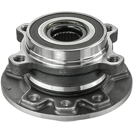 513389 1-Pack Fits REAR for AWD Models ONLY FRONT Driver or Passenger Side Wheel Hub Bearing Assembly for 2016-2019 Fiat 500X Fits REAR for AWD Models ONLY 2015-2018 Jeep Renegade