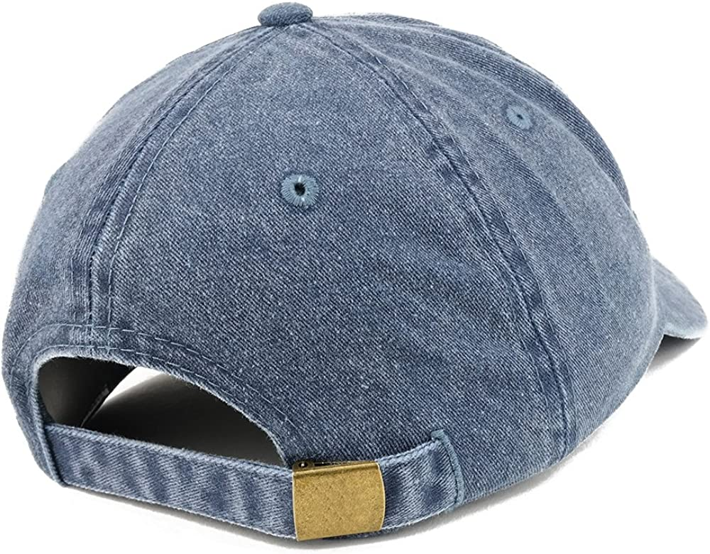 Trendy Apparel Shop Vintage 1941 Embroidered 80th Birthday Soft Crown Washed Cotton Cap