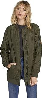Women's Longline Bomber Snow Jacket