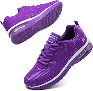 Womens Running Shoes Air Cushion Lightweight Sneakers