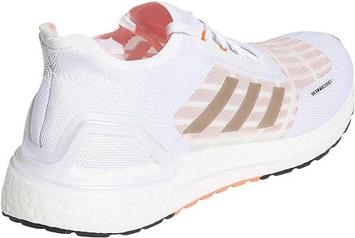 Footwear White/Core Black/Solar Red