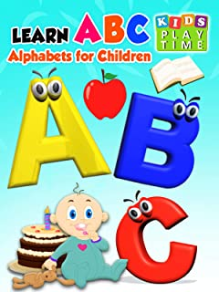 Learn ABC Alphabet for Children - Kids Play Time