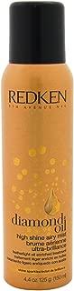 Redken Unisex Diamond Oil High Shine Airy Mist, 4.4 Ounce