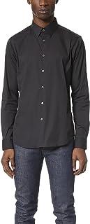 Theory Men's Sylvain Long Sleeve Button Down Shirt