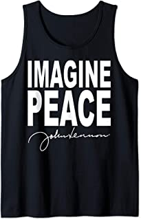John Lennon - Imagine Peace Débardeur