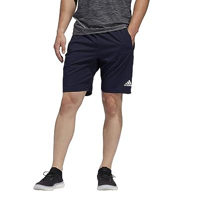 adidas 9 4Kraft Stripe+ Woven Shorts (Legend Ink) Men