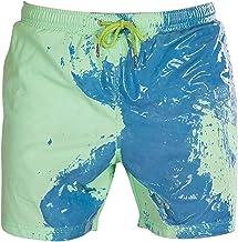 Zomer Zwembroek Peuter Kids Jongens Kind Temperatuur Gevoelige Kleur Veranderende Strand Broek Bather Zwembroek Shorts,