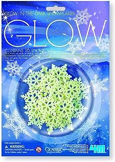 4M Glow SnowFlakes Educational Toy