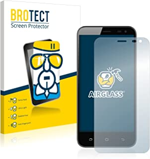 BROTECT Protector Pantalla Cristal Compatible con Hisense L675 Protector Pantalla Vidrio Dureza 9H AirGlass